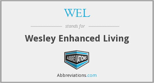 WEL - Wesley Enhanced Living