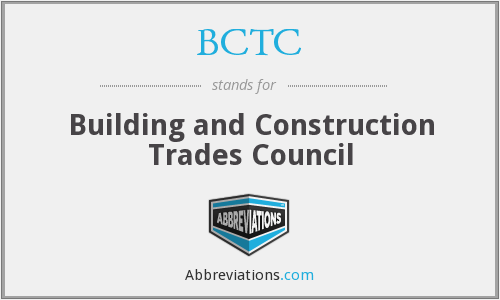 BCTC - Building and Construction Trades Council