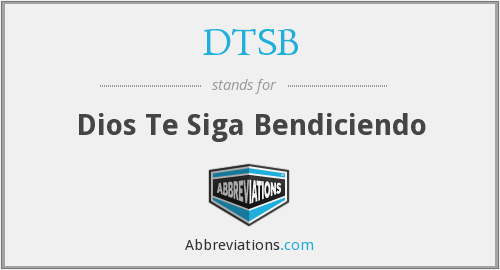 What does DTSB stand for?