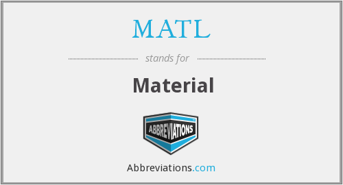 What does MATL stand for?