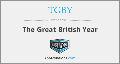 TGBY - The Great British Year