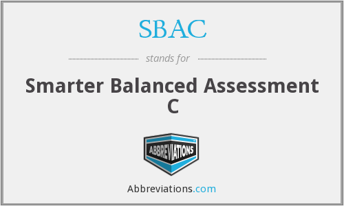 SBAC - Smarter Balanced Assessment C