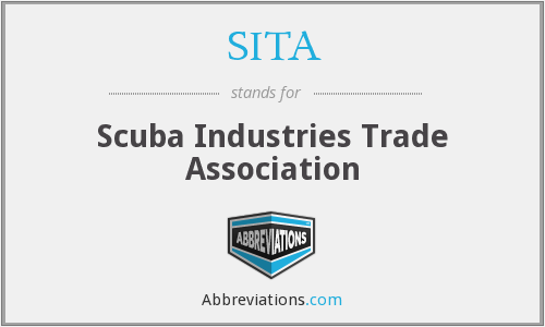 SITA - Scuba Industries Trade Association