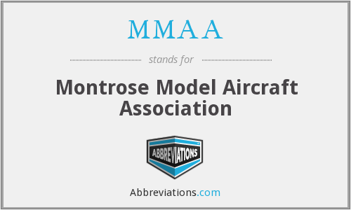 MMAA - Montrose Model Aircraft Association