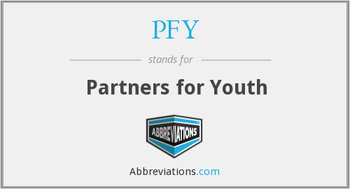 PFY - Partners for Youth