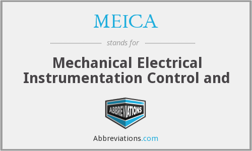 What does MEICA stand for?