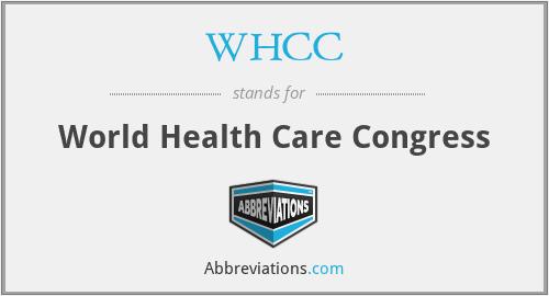 WHCC - World Health Care Congress