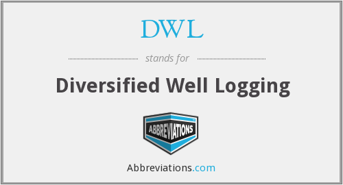 DWL - Diversified Well Logging