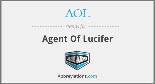 AOL - Agent Of Lucifer