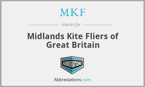 MKF - Midlands Kite Fliers of Great Britain