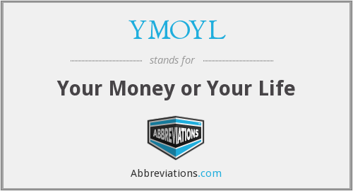 What does YMOYL stand for?