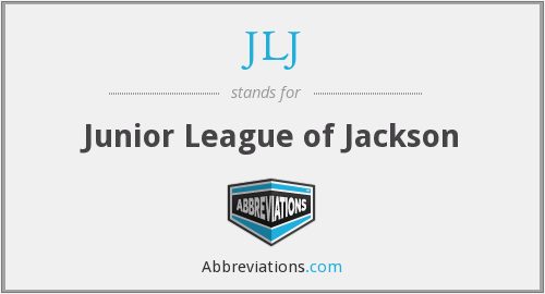 What does JLJ stand for?
