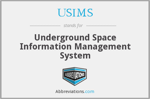 What does USIMS stand for?