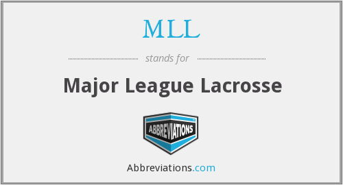 What does MLL stand for?