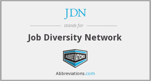 JDN - Job Diversity Network