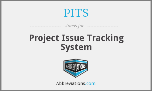 PITS - Project Issue Tracking System
