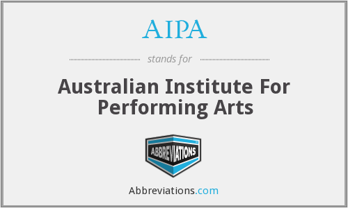 What does AIPA stand for?