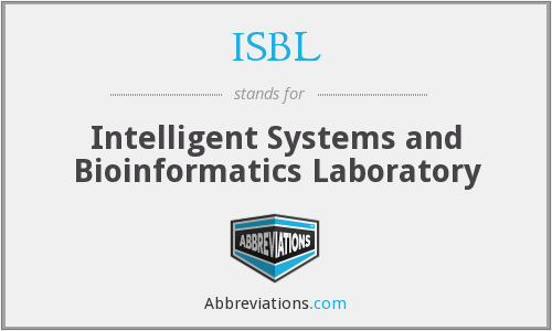 What does ISBL stand for?