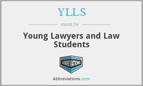 What does YLLS stand for?