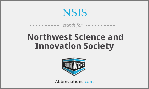 NSIS - Northwest Science and Innovation Society