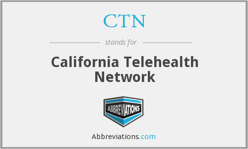 CTN - California Telehealth Network