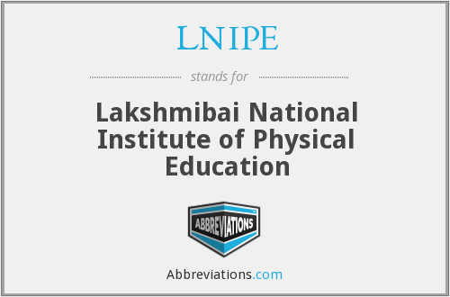 What does LNIPE stand for?