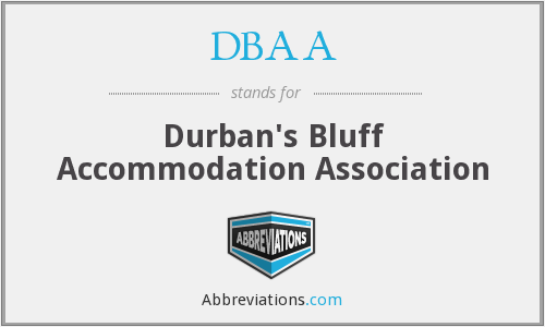 DBAA - Durban's Bluff Accommodation Association