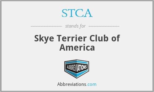 STCA - Skye Terrier Club of America