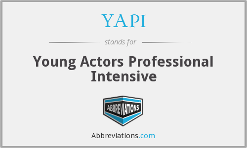 What does YAPI stand for?