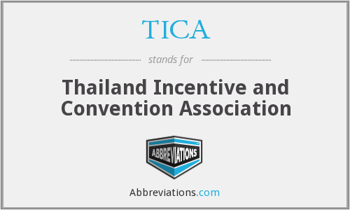 TICA - Thailand Incentive and Convention Association