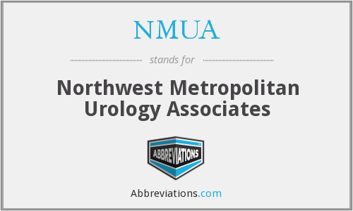 NMUA - Northwest Metropolitan Urology Associates