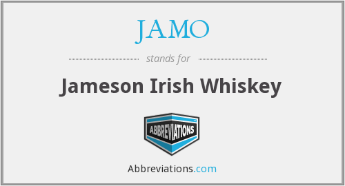 What does JAMO stand for?