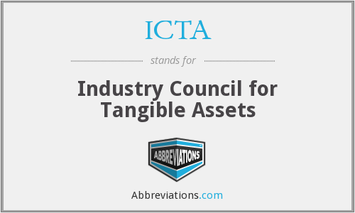 ICTA - Industry Council for Tangible Assets