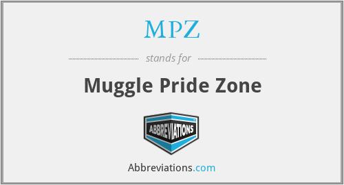 MPZ - Muggle Pride Zone