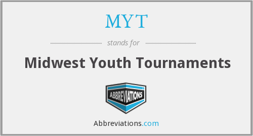 MYT - Midwest Youth Tournaments