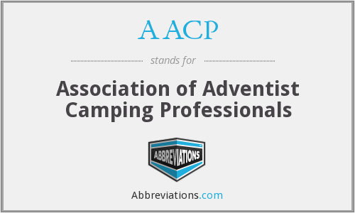 AACP - Association of Adventist Camping Professionals