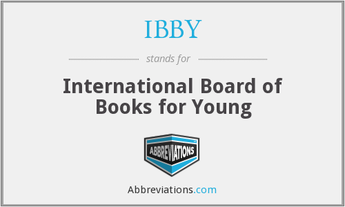 What does IBBY stand for?