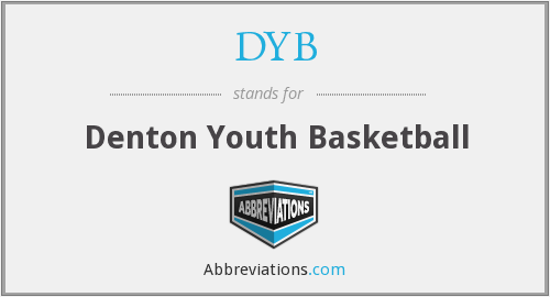 DYB - Denton Youth Basketball