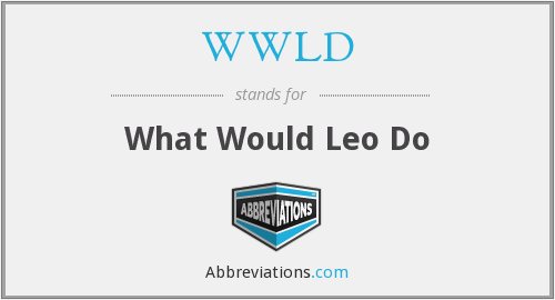 What does WWLD stand for?