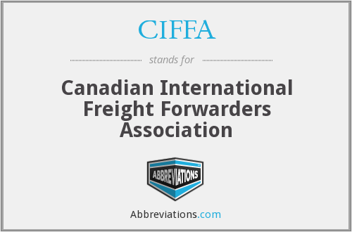 What does CIFFA stand for?