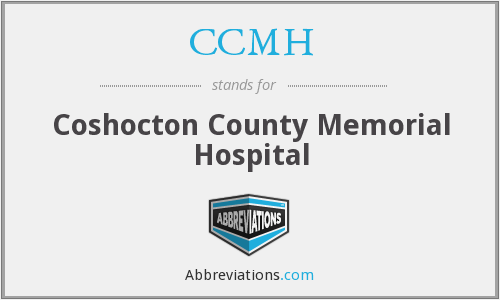 CCMH - Coshocton County Memorial Hospital