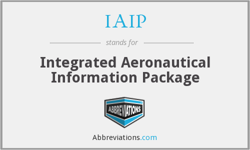 What does IAIP stand for?