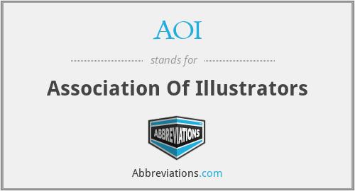 AOI - Association Of Illustrators