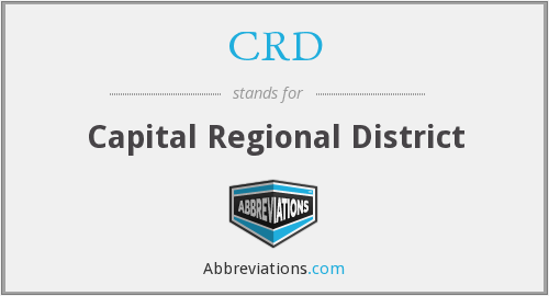 CRD - Capital Regional District