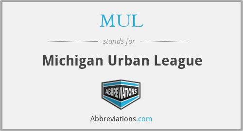 MUL - Michigan Urban League