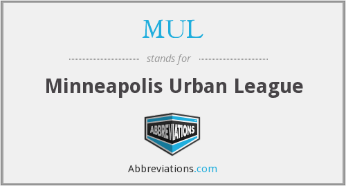 MUL - Minneapolis Urban League