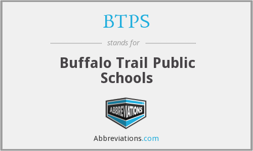 What does BTPS stand for?
