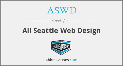 What does ASWD stand for?