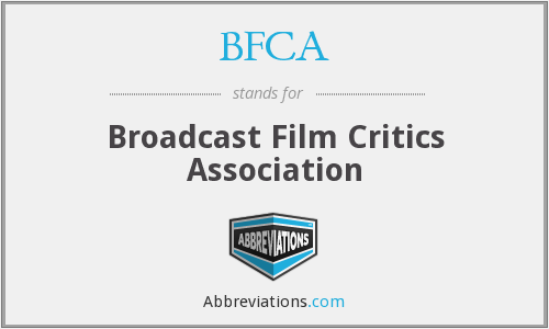 What does BFCA stand for?