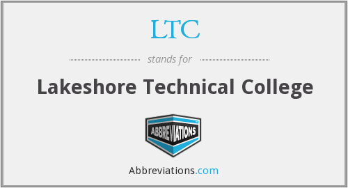LTC - Lakeshore Technical College